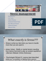 Stressmanagement Final