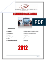 Desarrollo Organizacional Listo Ultimo