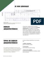 dibujo arquitectonico ejercicios