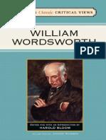 Wordsworth Bloom Classic Critical Views