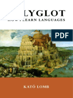 Kato Lomb How I Learn Languages