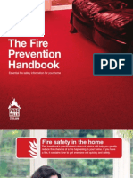 The Fire Prevention Handbook