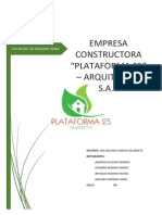 Final Marketing -Plataforma 25