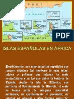 Ialas españolas en África