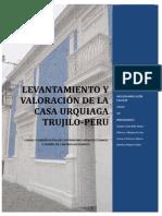 INFORME SOBRE VALORACIÓN CASA URQUIAGA