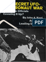 The Secret UFO-Astronaut War by John A. Keel