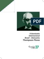 Seriecadernoscej27brasil-Alemanha Thomson Flores