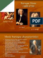 10. Baroque Music