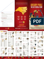 2013 Rental Store Brochure