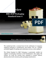 Learn About BRC/IOP Packaging Standard issue 4