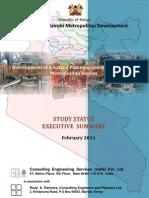 Spatial Plan Concept - Nairobi Metropolitan Development - Timothy Mahea