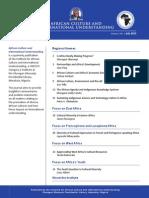 UNESCO IACIU Inaugural Journal
