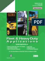 RBR Gates Fleet&HeavyDuty 2009
