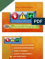 Proyecto Comunitario Escuela Segura Para Todos Diapositiva