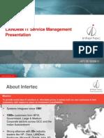LANDesk IT Service Management