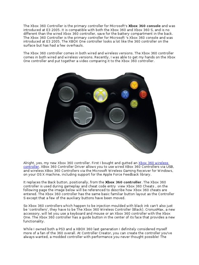 ps3 controller with xbox 360 layout