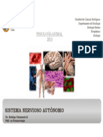 Bio299_2013_ Sistema Nervioso Autonomo
