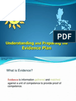 2. Understand and Preparing Evidence Plan