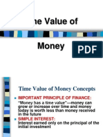 Time Value of Money - Edited