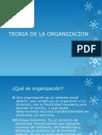 Teoria de Organizaciones