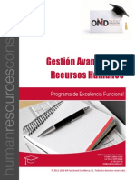 OMD_ Programa Avanzado de RRHH_2013