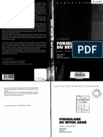 Victor Davidovici - Formulaire Du Beton Arme Volume 2 Constructions