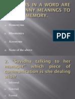 Communication Contribute