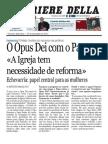 O Opus Dei Com o Papa - Corriere Della Sera