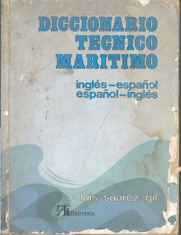 Diccionario Técnico Marítimo (Inglés_Español - Español_Inglés)