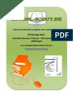 Essential Grammar of German - With Exercises - Mit 40 Abbildungen.1-Vorschau