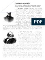 Fondatorii sociologiei.doc