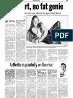 Bret Hart, Keeping Fit, Sun Media (Nov. 13, 2006)