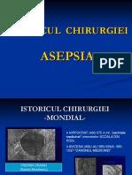 1. Curs introductiv. Asepsia şi antisepsia