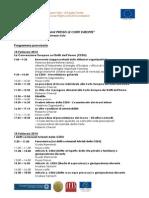 Training sulla Tutela dei Diritti Umani presso le Corti Europee