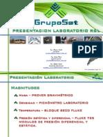 Presentacion Laboratorio RGL Grupo SAT S.a. 2013 RevA