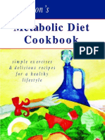 Preview Dr. Poon's Metabolic Diet