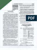 Reglamento de Organizacion y Funciones y Cap Del Mtc