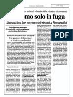Presentazione Strammaccioni Segreatario - Corriere Dell'Umbria