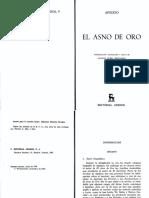 009-El Asno de Oro - Apuleyo