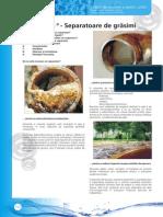 AquaClean - Catalog AquaCLEAN Separator de Grasimi