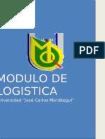 Trabajo Modulo de Logistica