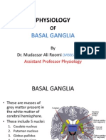 Lecture on Basal Ganglia by Dr. Roomi