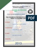 AÑO DE LA INVERSIÓN PARA EL DESARROLLO RURAL Y LA SEGURIDAD ALIMENTARIA CHAMBA