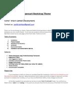 Opencart Bootstrap Default Theme