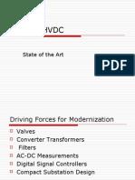 Modern HVDC
