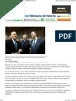 11-12-13 En sede alterna y entre ánimos crispados, PRI, PAN, PVEM y Panal aprueban reforma energética