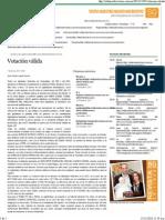 07-12-13 Votación válida - El Diario de Ciudad Victoria