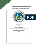 makalah Analisis Dan Desain Sistem Jaringan