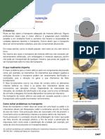 Boletim Técnico - Transporte de Motores Elétricos