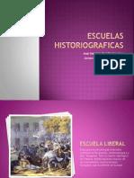 Escuelas historiograficas